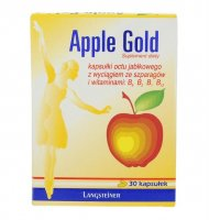 Apple Gold 30 kapsu³ek