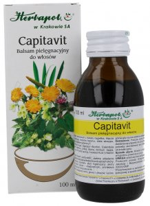 Capitavit balsam do w³osów Herbapol Kraków 100 ml